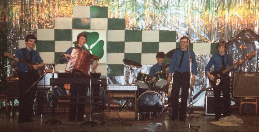 Chapter 1 – The Showband days